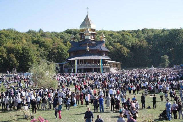 Цього тижня відбудеться Патріарша Проща у Погоні, що поблизу Івано-Франківська