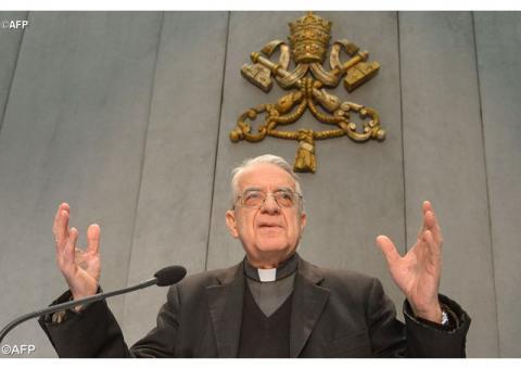 Речник Апостольської Столиці про візит Папи Франциска на Лесбос