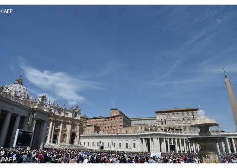 Папа: Ніщо й ніхто не може вирвати нас із рук Ісуса