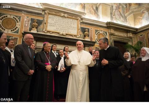 53-й Всесвітній день молитви за покликання. Послання Папи Франциска