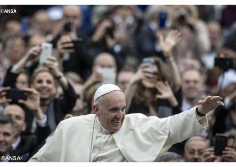 Папа: Ніхто не є безгрішним, але до кожного звернене Боже милосердя