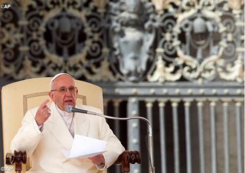 Папа: подивімось із захопленням на тих, які залишаються вірними подружжю