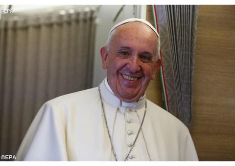 Папа Франциск у 2016 році відвідає Вірменію, Грузію та Азербайджан
