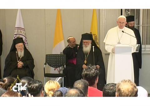 Папа закликав європейців наслідувати Милосердного Самарянина