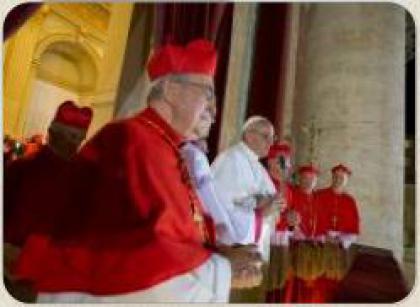 Місяць з Папою Франциском