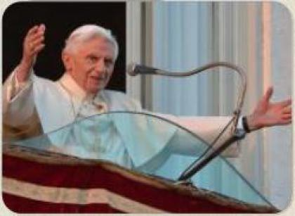 Бенедиктові XVI сповнилося 86 років