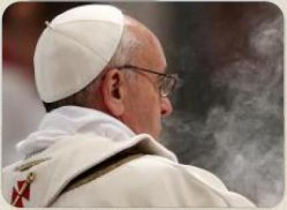 """Папа Франциск закликав не """"приручати"""" Святого Духа"""