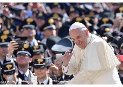 Тижневий огляд: Папа і Апостольський Престіл (25.04 –01.05)