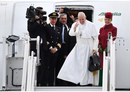 Завершився Апостольський візит Папи Франциска до Швеції