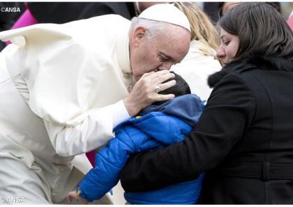 Папа: Ігнорування людських страждань є ігноруванням самого Бога