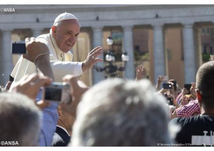 Папа: Всі ми є овечками, віднайденими Божим милосердям
