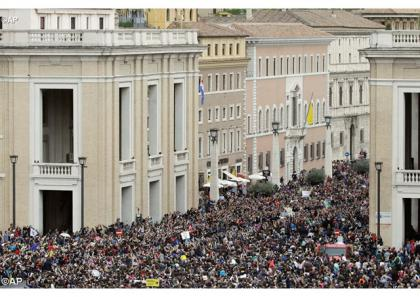 Папа закликав молитися за звільнення викрадених у Сирії та просити заступництва у мучеників