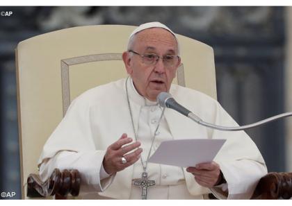 Папа: Наше життя стає плідним мірою відкритості на потреби ближніх