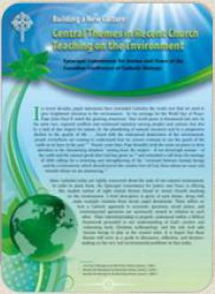 Необхідною є нова екологічна культура для спасіння Планети, – Канадська комісія «Справедливість і мир»