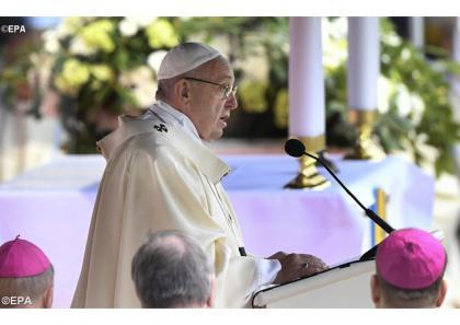 Папа: Покликання до святості призначене для всіх, приймаймо його з вірою