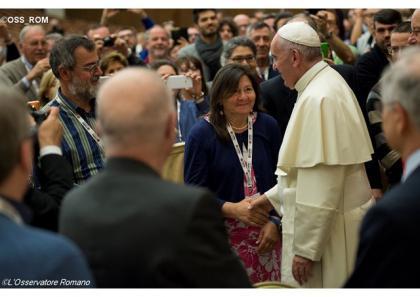 Папа Франциск про завдання «Карітас»