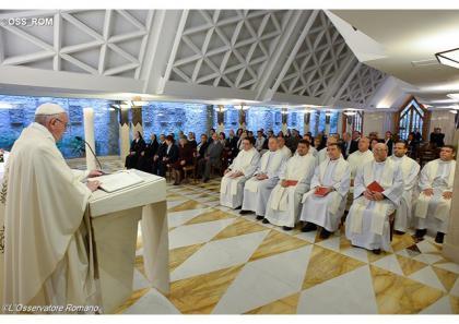 Папа: Християн не сміє замовчувати звіщення Ісуса