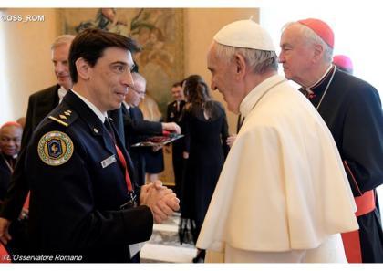 Папа: Викорінення торгівлі людьми вимагає узгоджених і постійних кроків