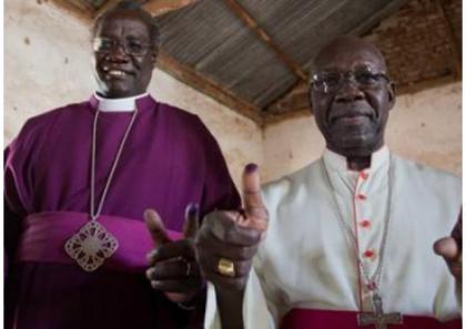 Папа Франциск прийняв християнських лідерів Південного Судану
