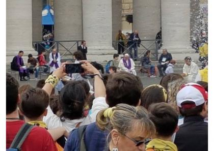 Папа Франциск посповідав підлітків, учасників прощі з нагоди Ювілею