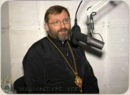 """До кінця квітня вийде у світ перша аудіокнига Блаженнішого Святослава """"100 відповідей на запитання молоді"""""""
