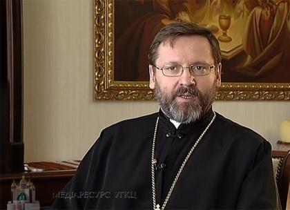 Глава УГКЦ: Папа закликає світ не забувати про «замовчувану» війну в Україні