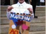 Католики Бостона сумують з приводу смерті 8-річного хлопця, що загинув під час теракту